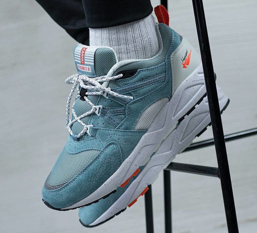 Karhu Fusion 2.0 'Cameo Blue Lily White' (True to Form) on feet (3)