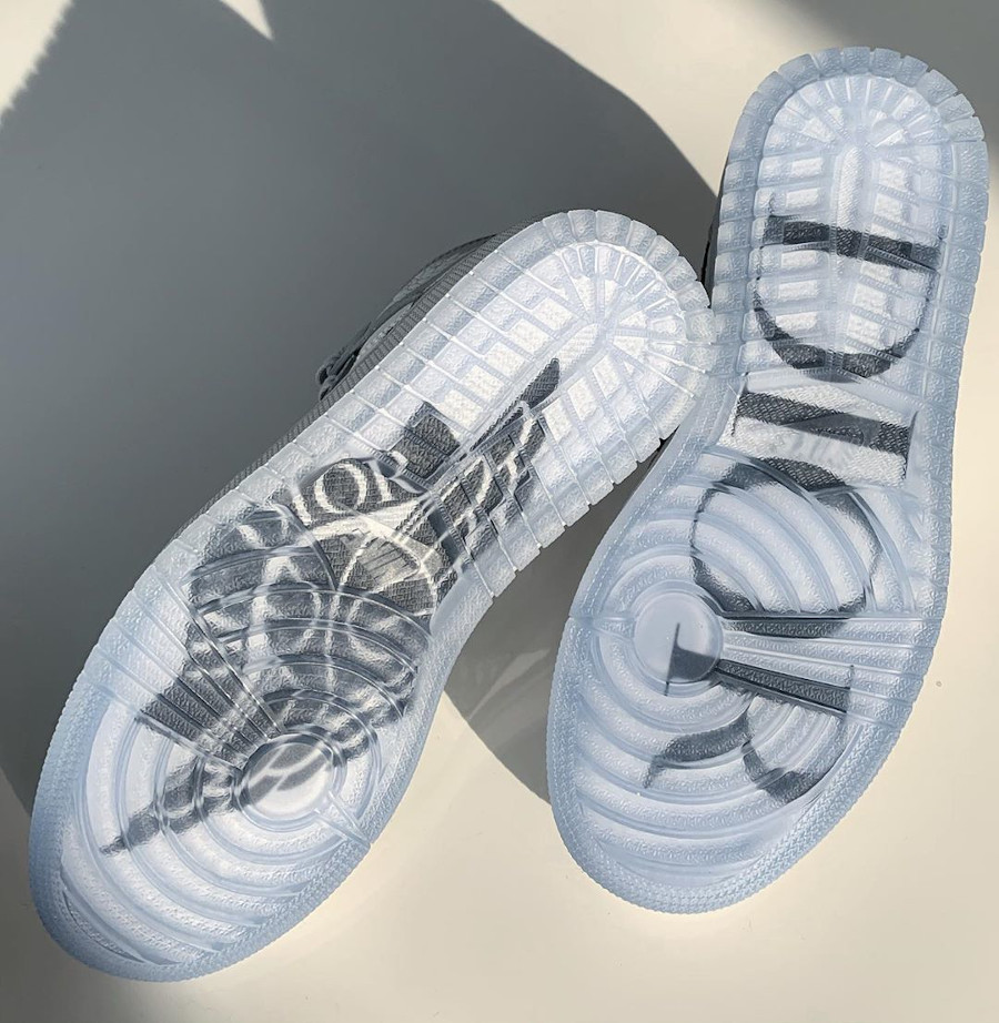 Kim Jones x Air Jordan 1 High Retro 'Air Dior' (made in Italy) (2)