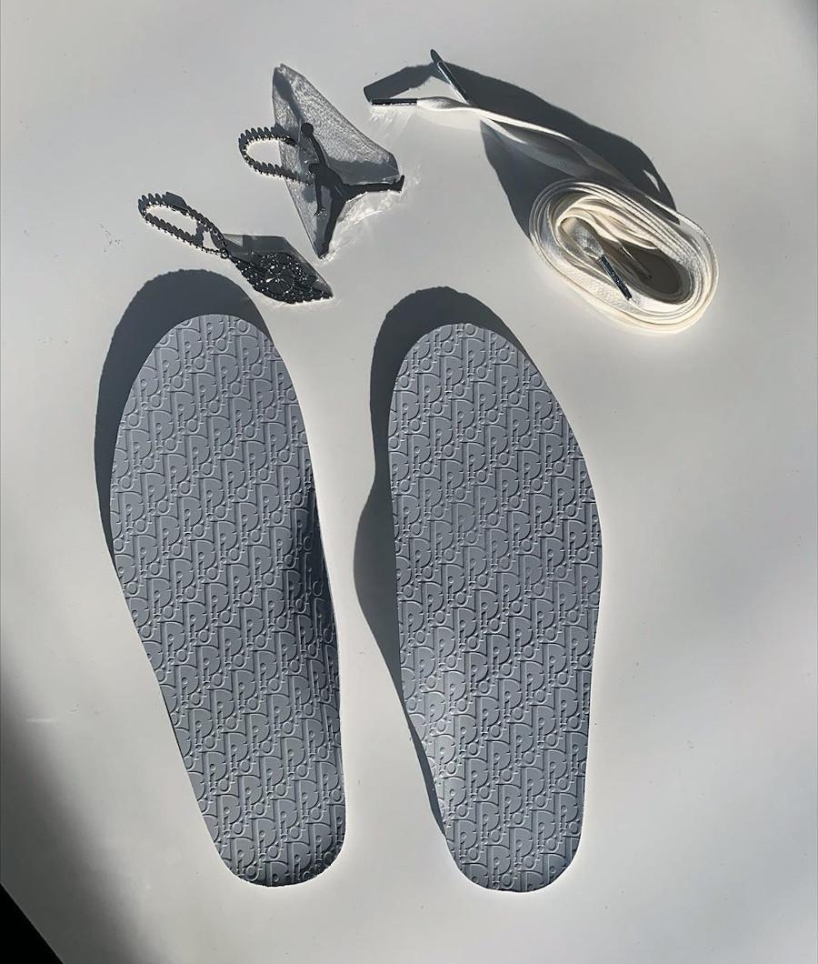 Kim Jones x Air Jordan 1 High Retro 'Air Dior' (made in Italy) (5)