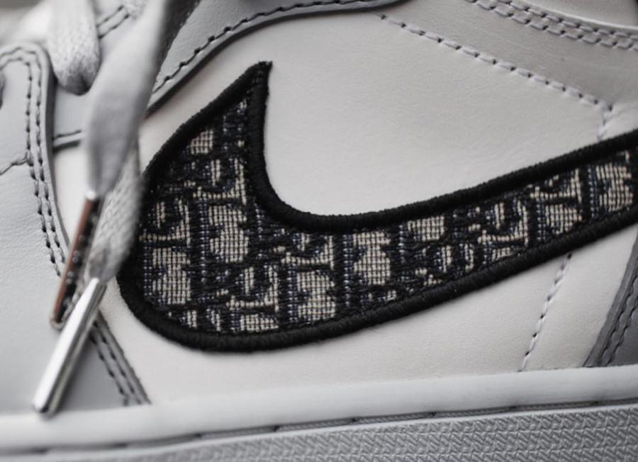Kim Jones x Air Jordan 1 High Retro 'Air Dior' (made in Italy) (6)