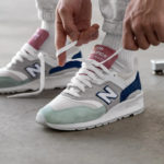 New Balance 997 'Less is More' Grey Green Pink (made in USA)