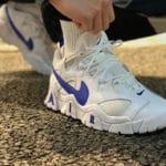 Nike Air Barrage Low 2020 'White Hyper Blue'