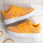 Nike Wmns Air Force 1 '07 LX Blueprint 'Laser Orange'