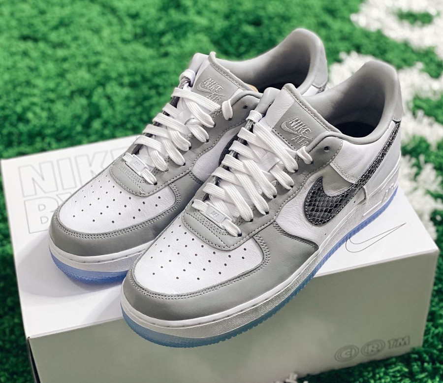 Nike Air Force 1 Unlocked By You 'Dior' - @iamlitao