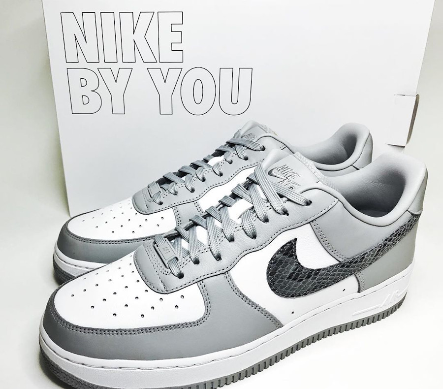 Nike Air Force 1 Unlocked By You 'Dior' (rofgod65)