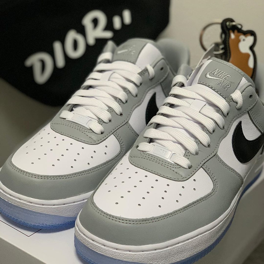 Nike Air Force 1 Unlocked By You Kim Jones -@freeeeee.k (1)