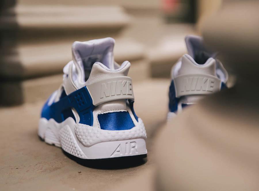Nike Air Huarache DNA CH.1 Pack Royal Blue (4)