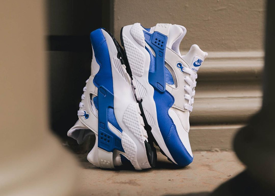 Nike Air Huarache DNA CH.1 Pack Royal Blue (7)