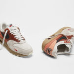 Nike Air Max 1 City 'Amsterdam' Red Bark Khaki Terra Blush