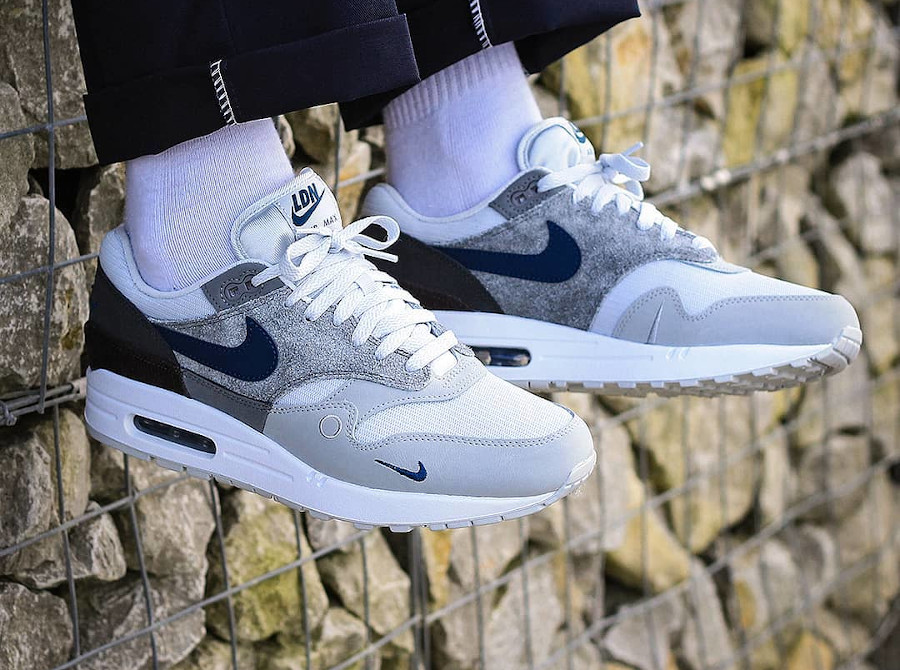 Que Vaut La Nike Air Max 1 City Ldn London 2020 Cv1639 001