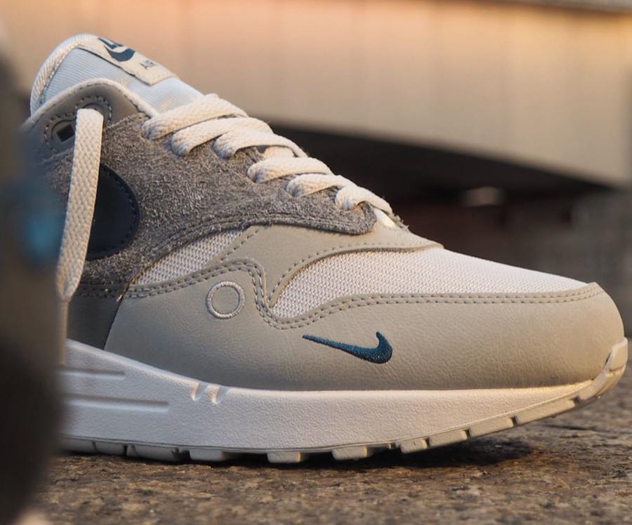 Nike Air Max 1 City Pack 'London' Smoke Grey Valerian Blue (2)