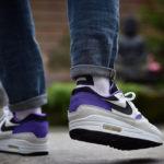 Nike Air Max 1 DNA CH.1 'White Black Purple Punch'