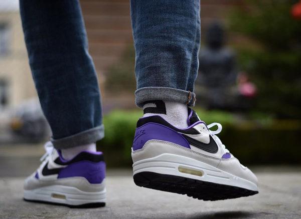 Nike Air Max 1 DNA CH.1 87 x 91 Purple Punch AR3863-101
