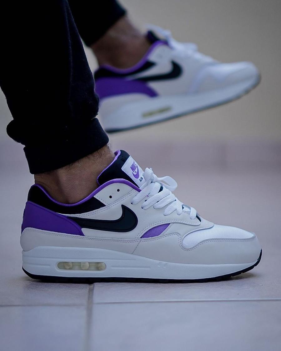 Que vaut la Nike Air Max 1 DNA CH.1 87 x 91 Purple Punch