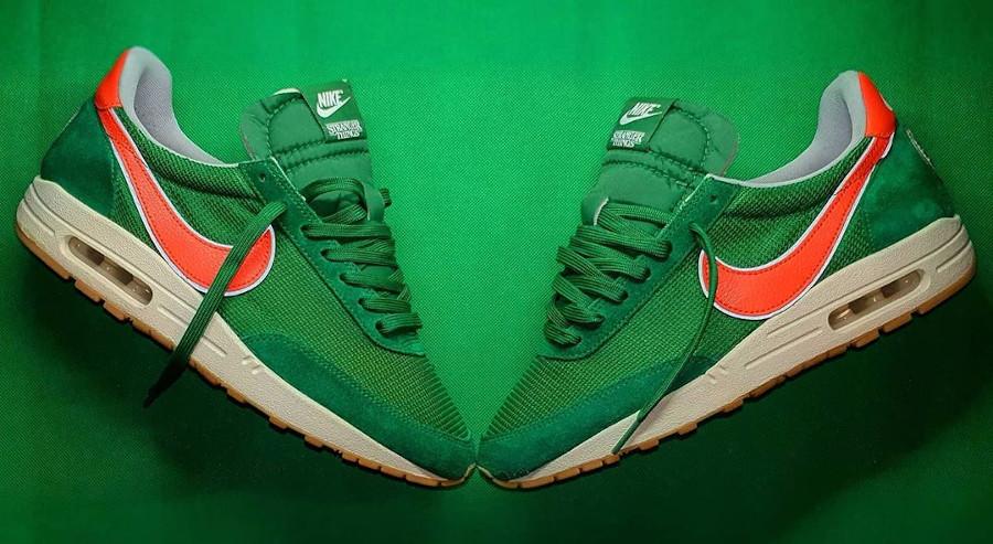 A quoi à ressemble la Nike Air Max 1 Tailwind 79 ST Pine Green ?