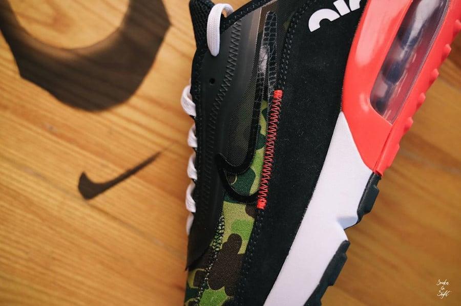 Nike Air Max 2090 'Reverse Duck Camo' (version customisée) (1)