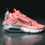 Nike Wmns Air Max 2090 Lava Glow Black Flash Crimson