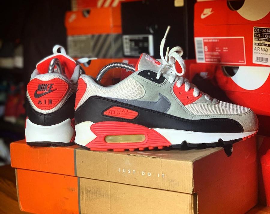Nike Air Max 90 OG Infrared 2006 - @sneakers_stupp
