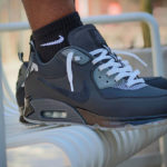 Undefeated x Nike Air Max 90 'Black Anthracite'