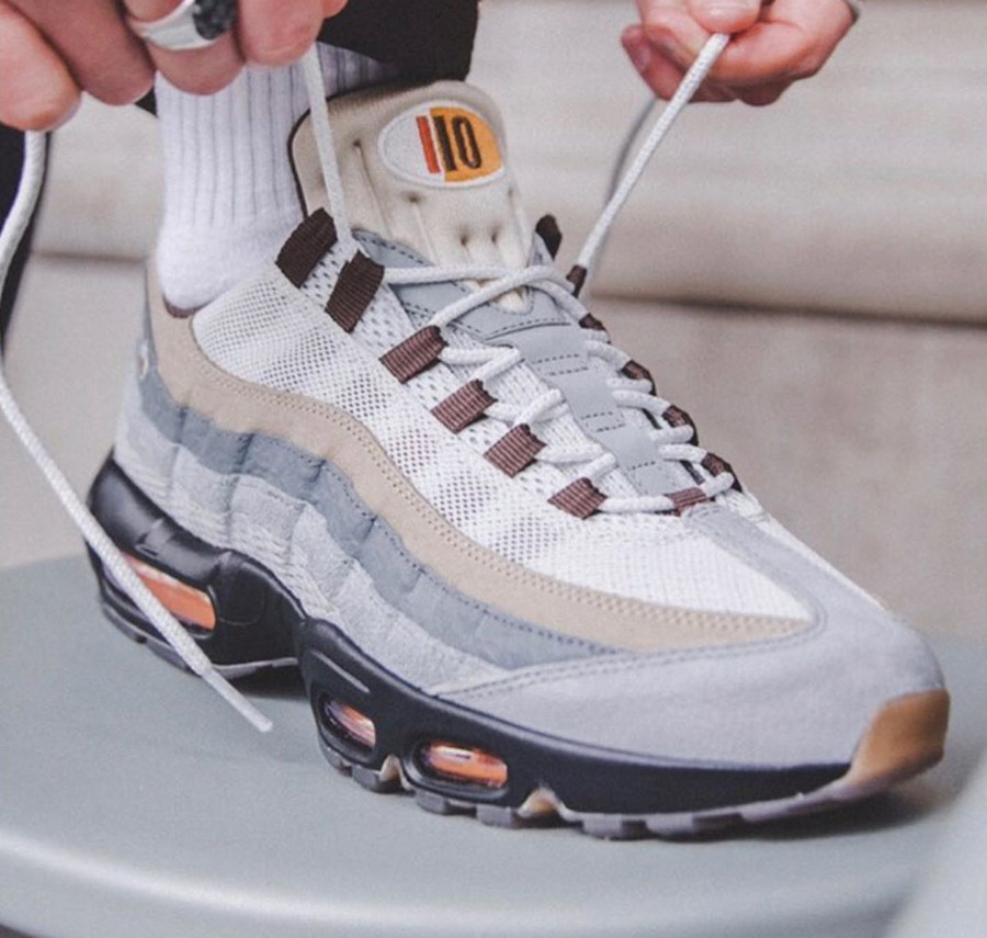 Nike Air Max 95 City London LDN 110 CV1642-001