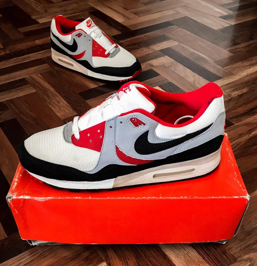 Nike Air Max Light OG Red 1989