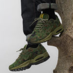 Nike Air Max Triax 96 SP 'Camo' Safari LT Chocolate Thermal Green