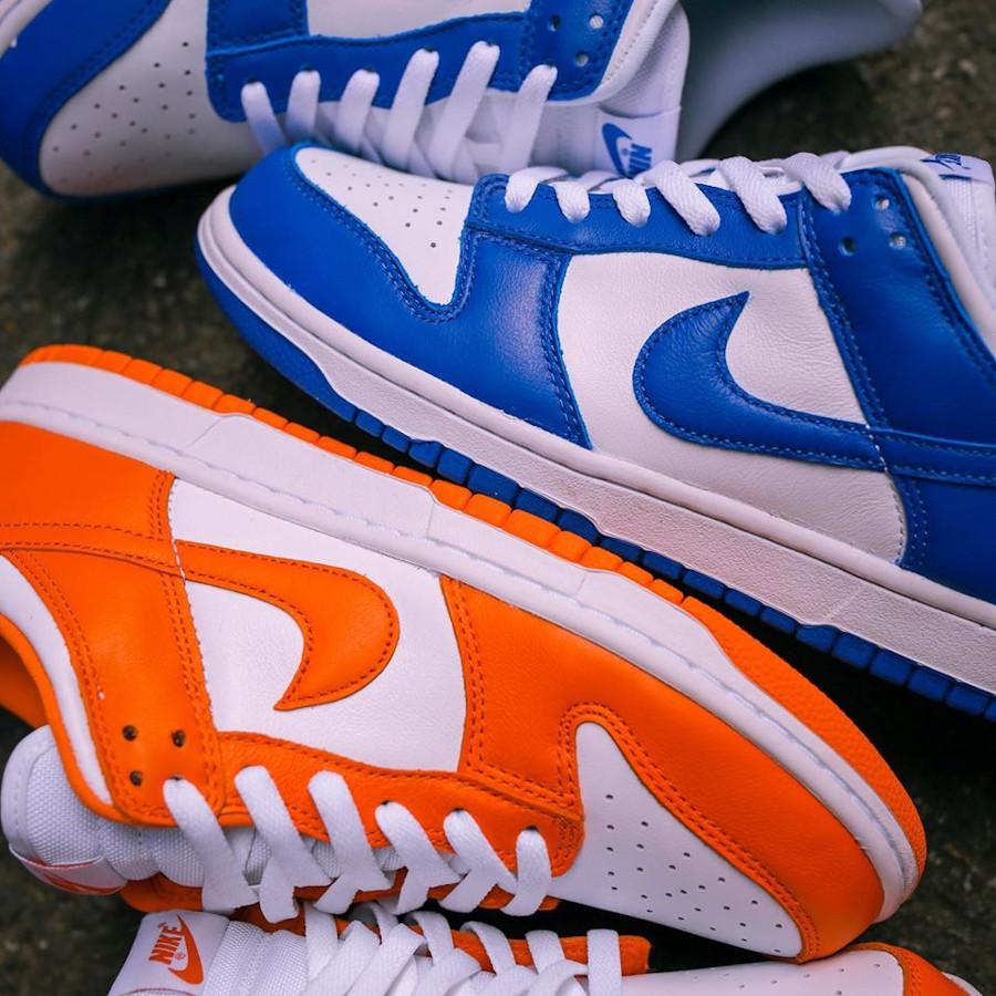 Nike Dunk Low SP 'Syracuse' Orange Blaze (Be True To Your School) (2)