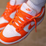Nike Dunk Low SP 'Syracuse' Orange Blaze 2020 (Be True To Your School)