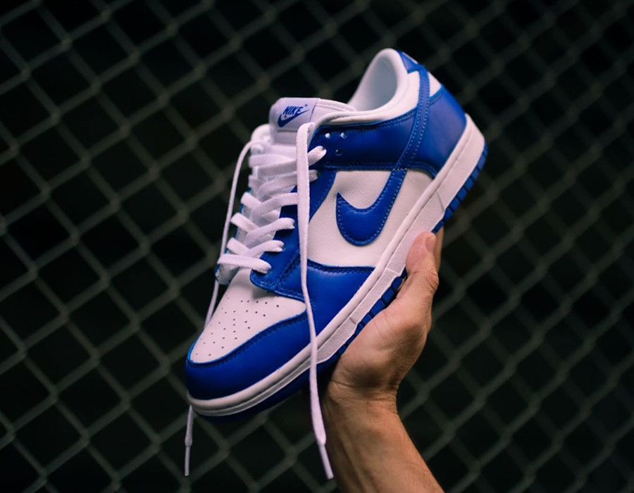 Nike Dunk Low Varsity Royal 'Kentucky' (35th Anniversary) (2)