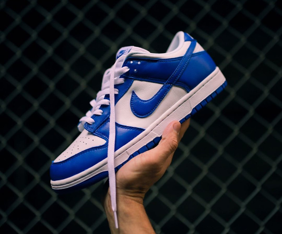 Nike Dunk Low Varsity Royal 'Kentucky' (35th Anniversary) (4)