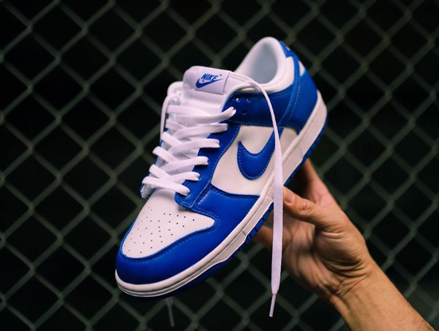 Nike Dunk Low Varsity Royal 'Kentucky' (35th Anniversary) (6)