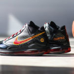 Nike Lebron 7 QS Fairfax 2020 Black Varsity Maize