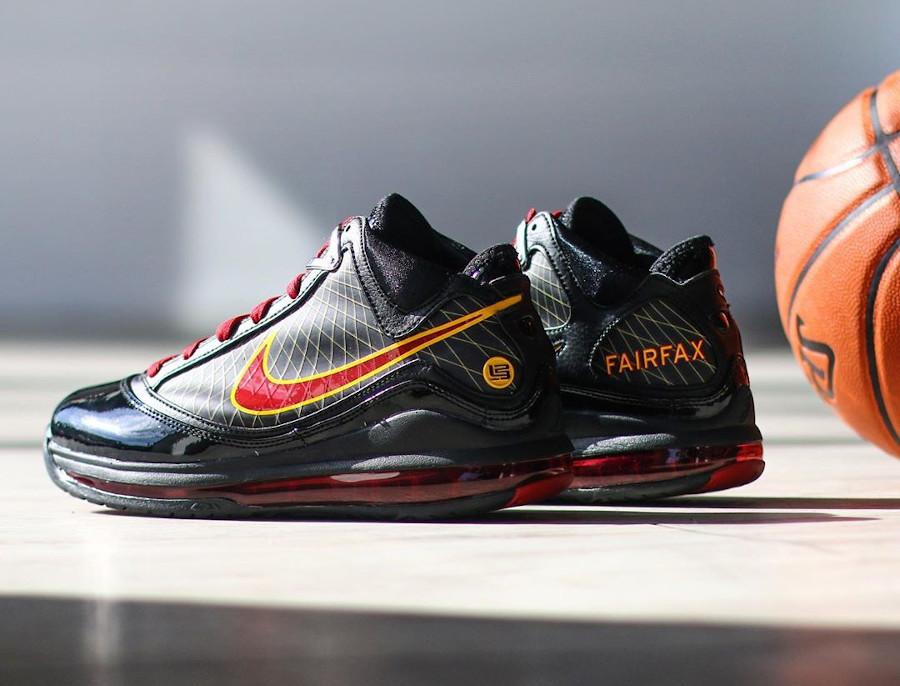 Nike Lebron 7 QS PE Fairfax retro 2020 CU5646-001