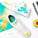 Nike SB Zoom Bruin Edge Hack Pack White Neptune Green Vivid Orange
