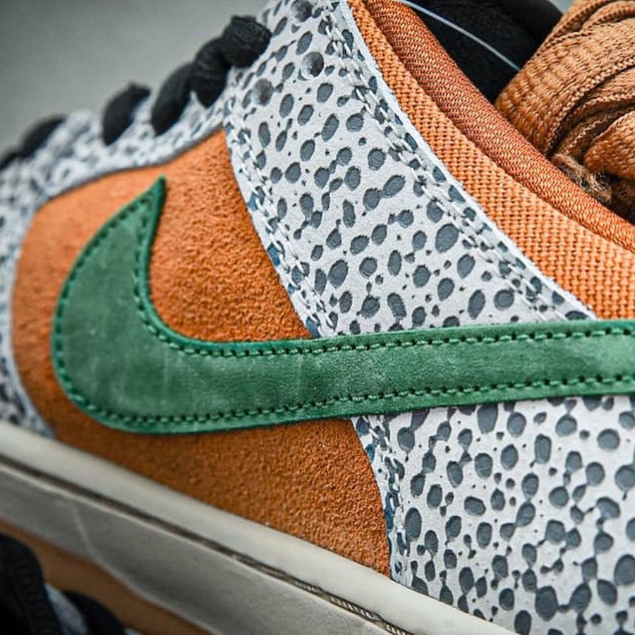 Nike SB Dunk Low Atmos Safari 2020 (4)