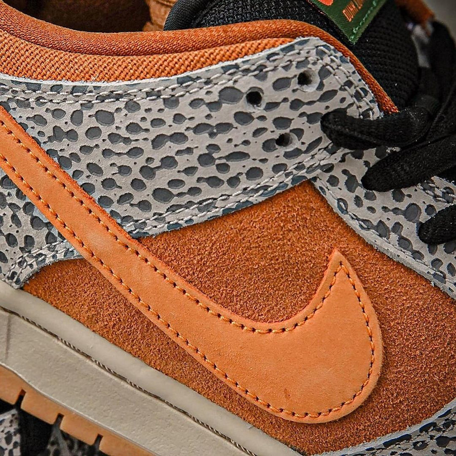 Nike SB Dunk Low Atmos Safari 2020 (5)