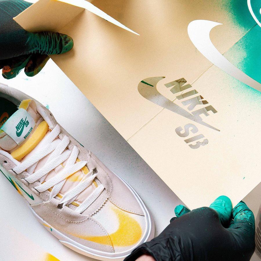 Nike SB Zoom Bruin Edge Hack Pack DIY (2)
