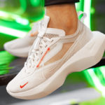 Nike Women's Vista Lite 'White Laser Crimson Photon Dust'