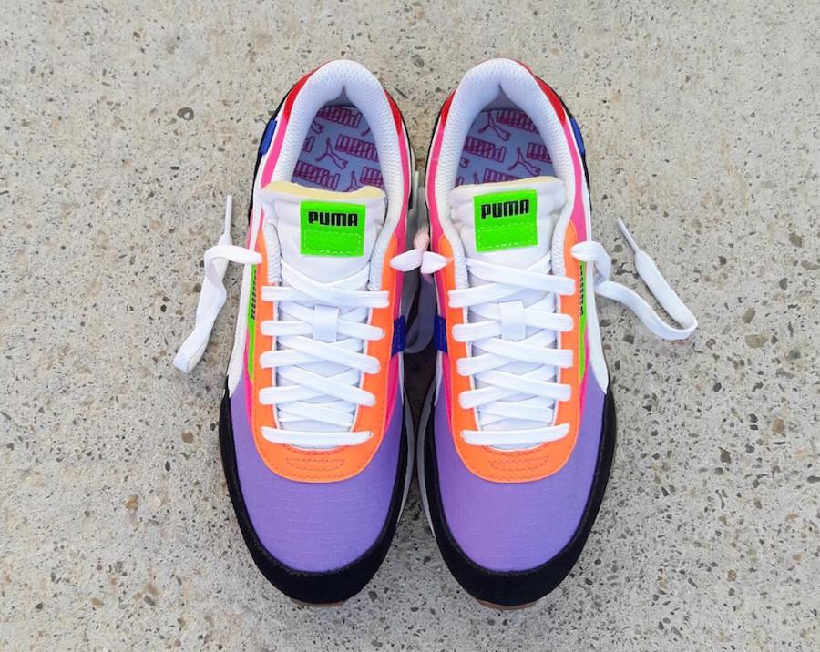 Puma-Future-Rider-Play-On-Wns-Multicolor-Luminous-Purple-Fluo-Pink-3