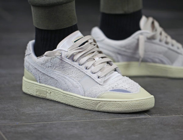 Puma Ralph Sampson Lo Rhude Whisper White 371392-01