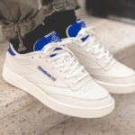 Reebok Club C 85 MU Chalk Humble Blue