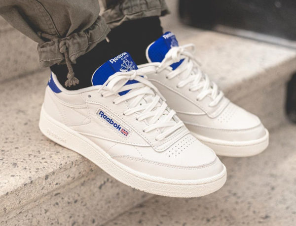 Reebok Club C 85 MU Chalk Humble Blue EF3252