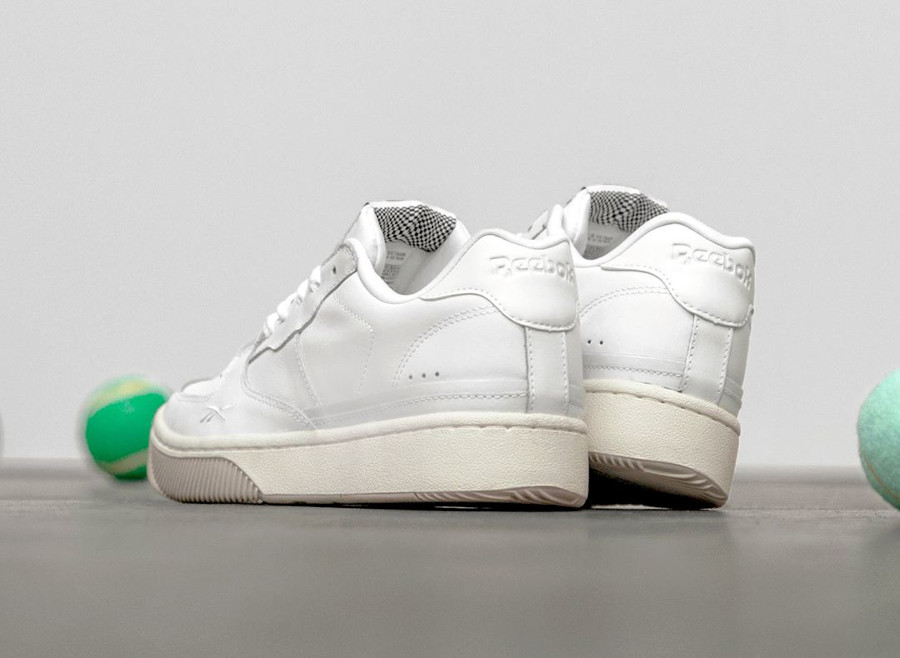 Reebok Dual Court White Chalk Stucco (1)