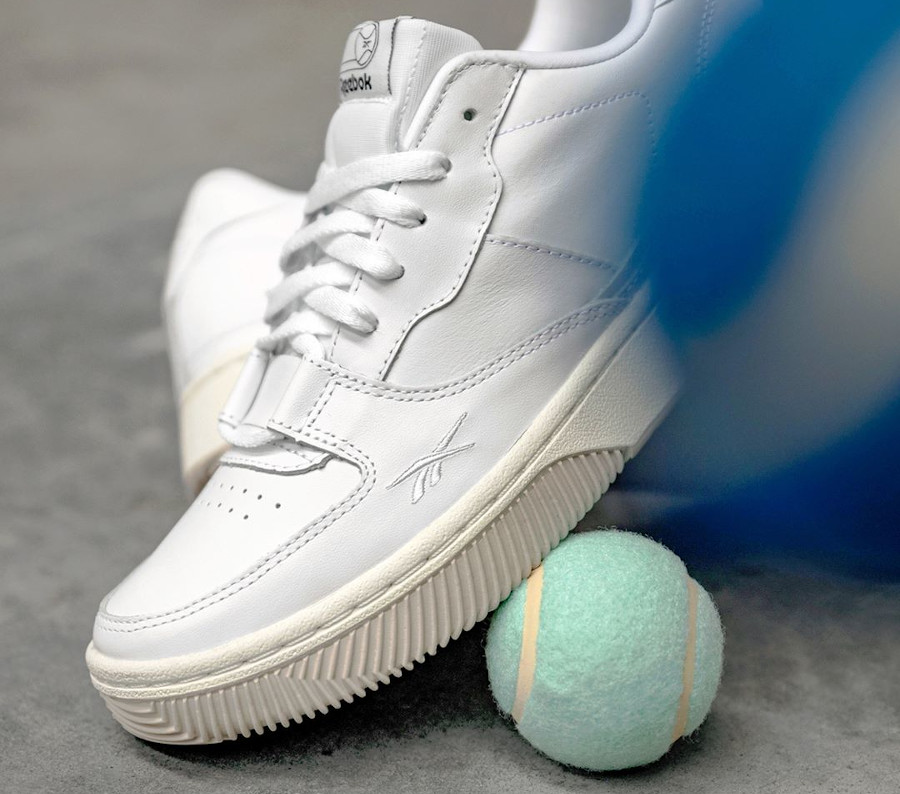 Reebok Dual Court White Chalk Stucco (2)