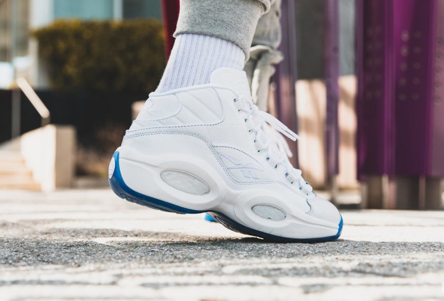 Reebok Question Mid 'Triple White' (1)