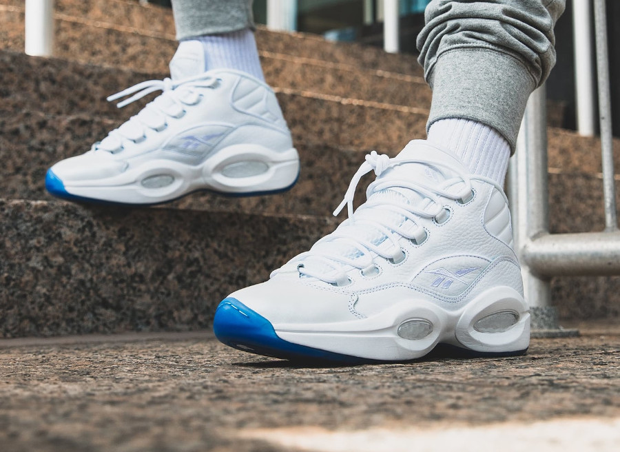 Reebok Question Mid 'Triple White' (3)
