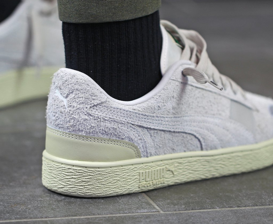 Rhude x Puma Ralph Sampson Lo Whisper White (5)