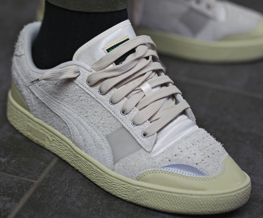 Rhude x Puma Ralph Sampson Lo Whisper White (6)