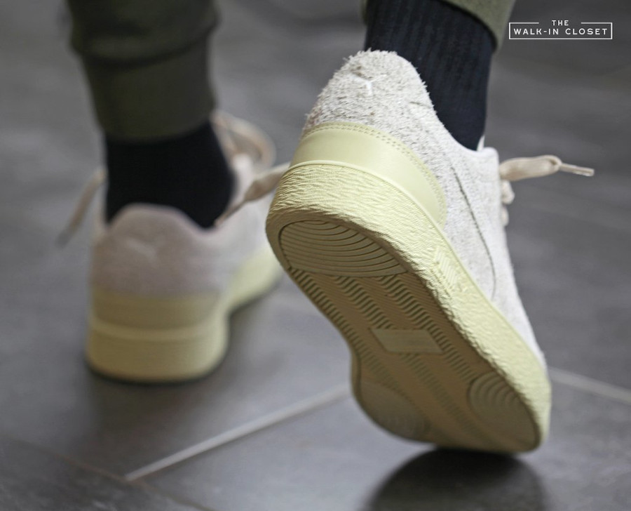 Rhude x Puma Ralph Sampson Lo Whisper White (7)
