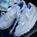 Sacai x Chitose Abe x Nike LDWaffle 2020 'White'